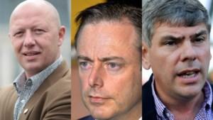 De Wever, Dewinter en Bonte met dood bedreigd vanuit Syrië