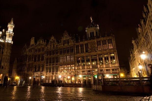 Tieners in elkaar geslagen voor smartphone op Brusselse Grote Markt