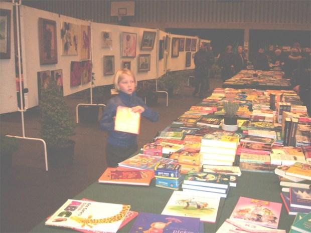 Davidsfonds Laakdal organiseert 45ste boekenbeurs in sporthal