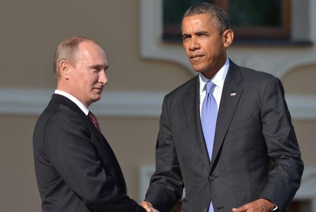 Poetin lost Obama af als machtigste man ter wereld