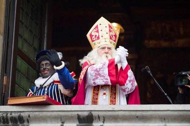 Sinterklaas komt op 16 november aan in Antwerpen