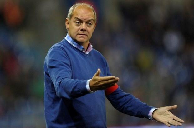 Dirk Geeraerd nieuwe coach Berchem Sport