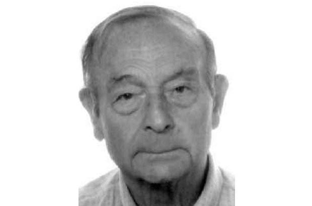 Bejaarde man vermist sinds woensdag