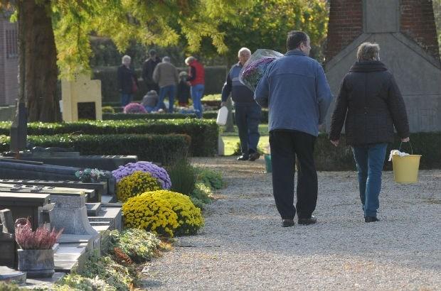 Uitdoofscenario voor begraafplaats, 600-tal graven al sneller weg