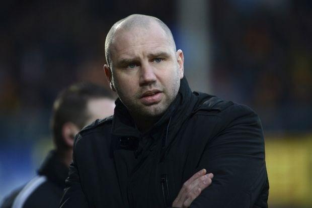 Bob Peeters nieuwe coach van Waasland-Beveren
