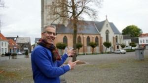 Kerkplaats Wommelgem krijgt winterdorp