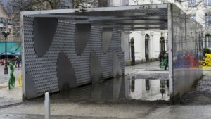 Paviljoen Toyo Ito in Brugge met grote zorg afgebroken