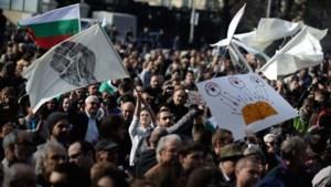 Duizenden Bulgaren protesteren tegen
