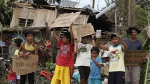 Artsen Zonder Grenzen, Unicef en Plan doen oproep voor Filipijnen