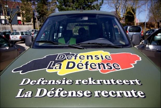 Jobdag bij Defensie in Zwijndrecht