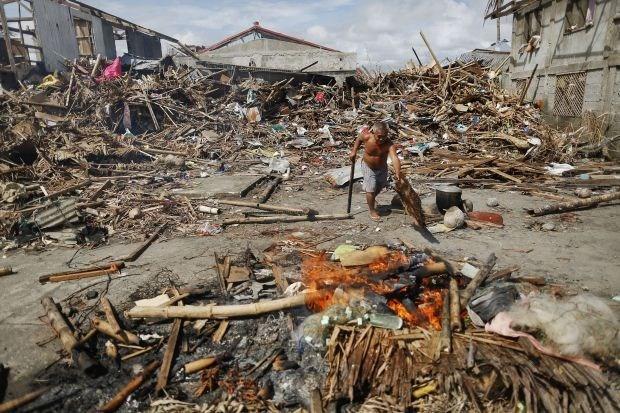 Nieuwe balans na Haiyan: 4.000 doden