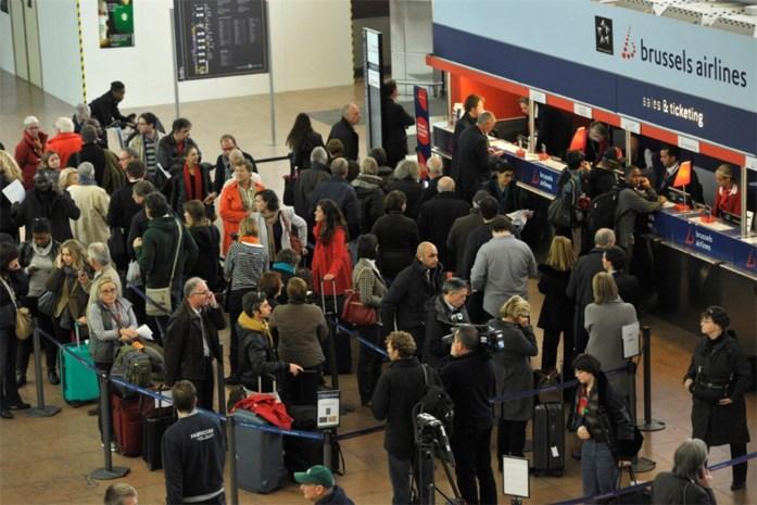 Brussels Airlines vliegt weer op schema