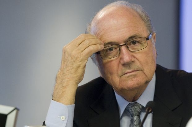 """Blatter: """"Werkomstandigheden in Qatar zijn onaanvaardbaar"""""""