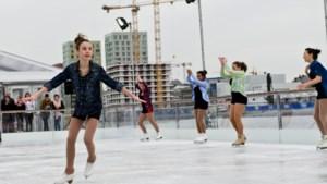 Opnieuw schaatsen op de Badboot