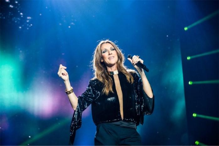 Céline Dion charmeert Sportpaleis