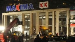 Minstens 25 doden bij instorting supermarkt in Riga