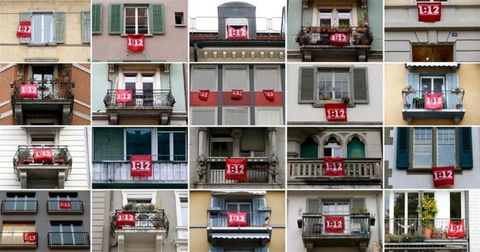 Zwitsers verwerpen beperking toplonen