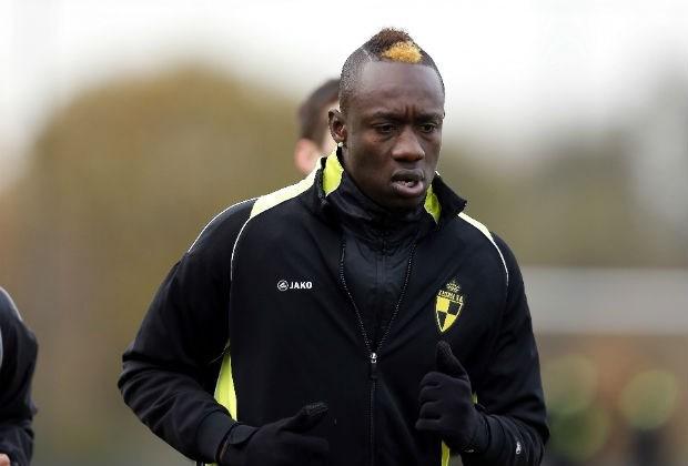 Juventusspits Mbaye Diagne op proef bij Lierse