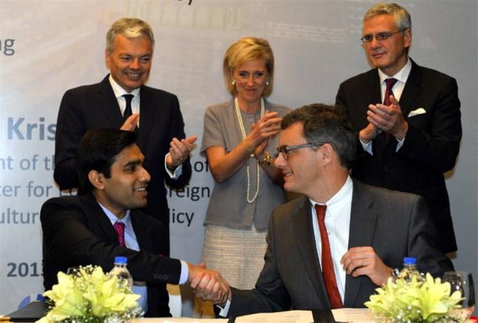 Haven van Zeebrugge gaat nauw samenwerken met Indiase Adani