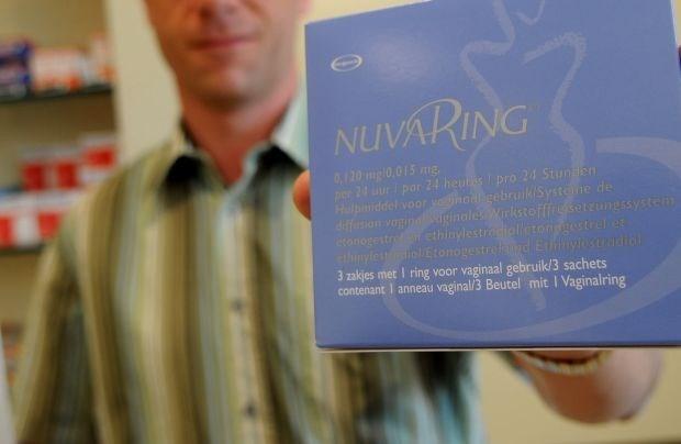 NuvaRing even gevaarlijk als Diane 35-pil