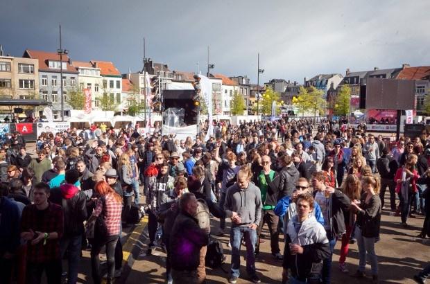 Ockxfest houdt op te bestaan