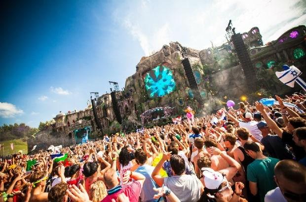 Tomorrowland voegt 70,6 miljoen euro toe aan Vlaamse economie
