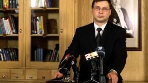 Premier van Letland neemt ontslag na ramp in winkelcentrum Riga