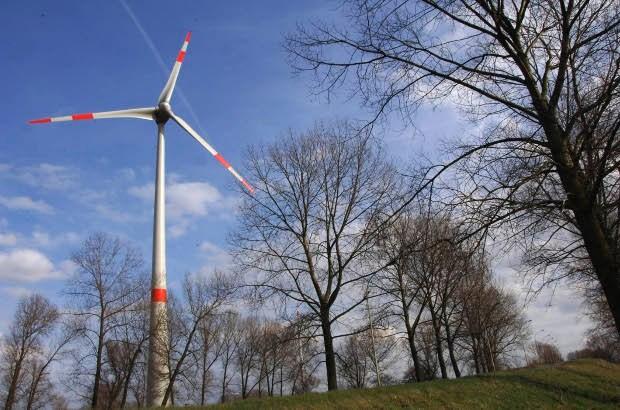 Mogelijk 31 windmolens op Linkerscheldeoever