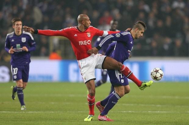 Anticlimax voor sterk Anderlecht tegen Benfica