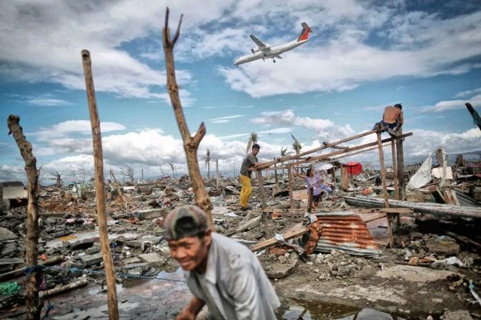 Nog zes Belgen vermist op Filipijnen