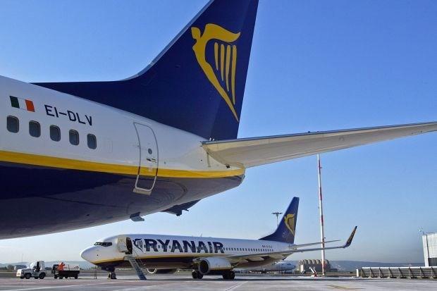 ABVV vreest sociale dumping door komst Ryanair