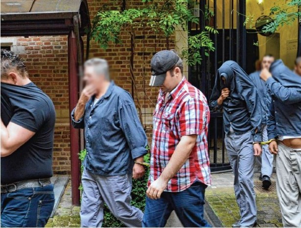 Drie verdachten in cel voor verdwijning Staf Rosiers