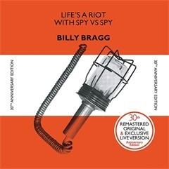 CD: Life's a riot with Spy vs Spy -  Billy Bragg (****)