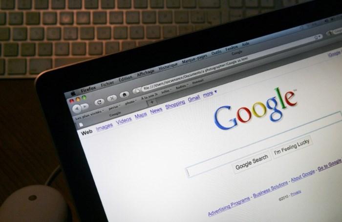 """Google overtreedt privacywet"""