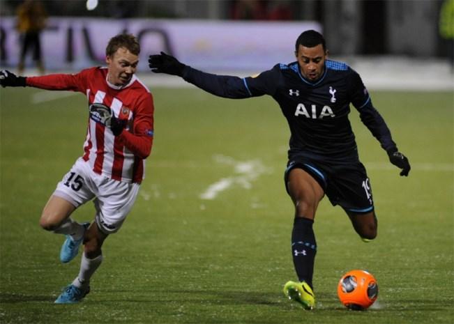 Dembélé scoort voor Tottenham, AZ-Belgen stoten door in Europa League