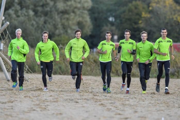 Atleten wagen zich aan wereldrecord 100 km lopen