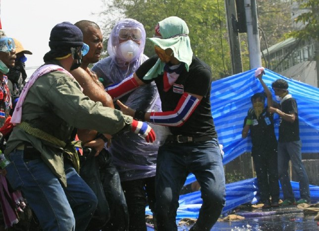 Thaise premier verwerpt eisen betogers