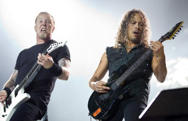 Metallica eerste naam voor Rock Werchter 2014