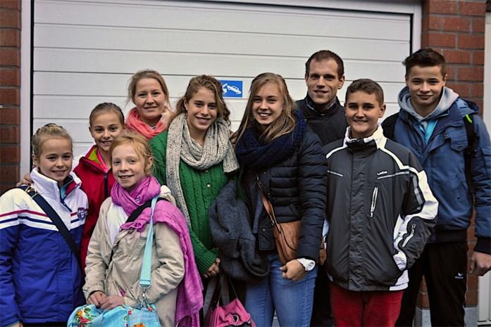 Drie Boomse teams van Volharding  op Breda Open Acrobatic Cup