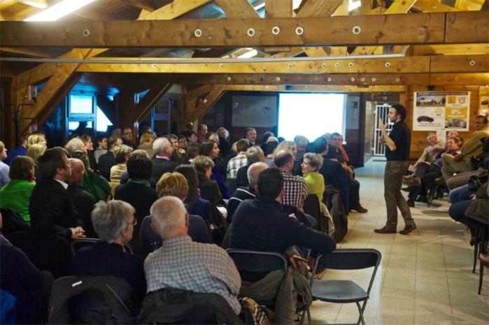 Buurtbewoners willen geen nieuwe gemeenteschool in Kasteellei