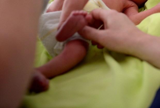 Meisje geboren op 11/12/13 om 14.15u