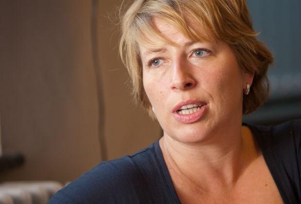 Caroline Gennez voorzitster Universitaire Associatie Brussel