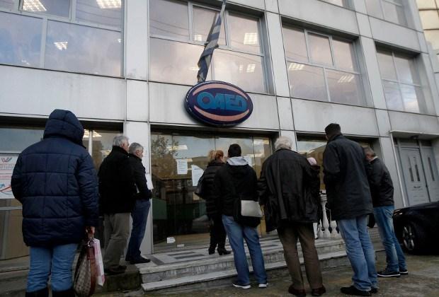 390 vacatures in Griekenland, 18.000 kandidaten