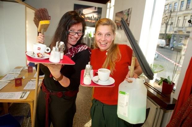 Nathalie Meskens en Sabine De Vos samen te huur voor Music for Life