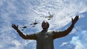 Mandela krijgt standbeeld van negen meter hoog