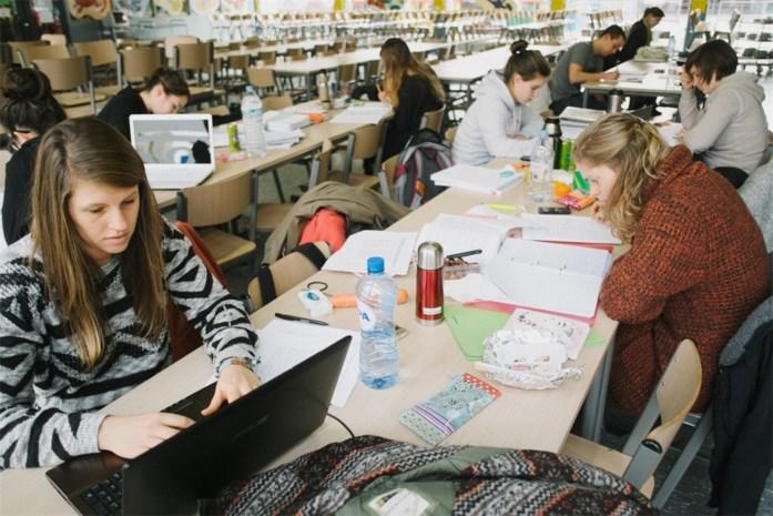 Studenten positief over studieplek eetzaal Go Shil!
