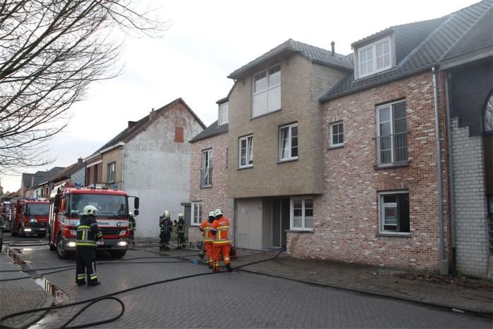 Bewoner kritiek na brand in Halle