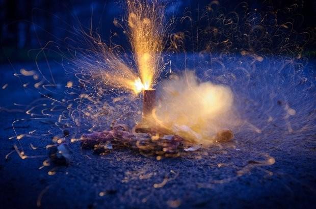 Man komt om bij vuurwerkincident in Nederland