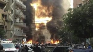 Minstens vijf doden bij zware explosie in Beiroet