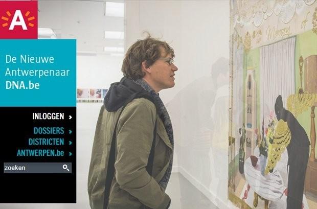 'A-Stad' wordt nieuw digitaal platform van Antwerpen
